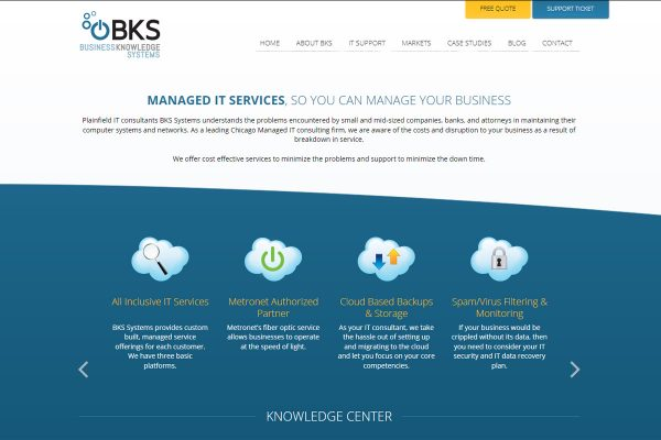 Business Knowledge Systems