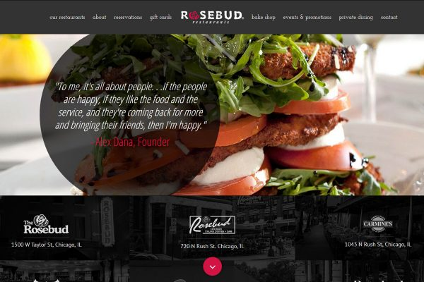 Rosebud Restaurants